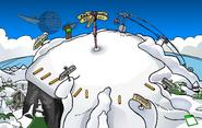 Star Wars Takeover Ski Hill