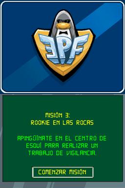 Misión 3: Rookie en la rocas