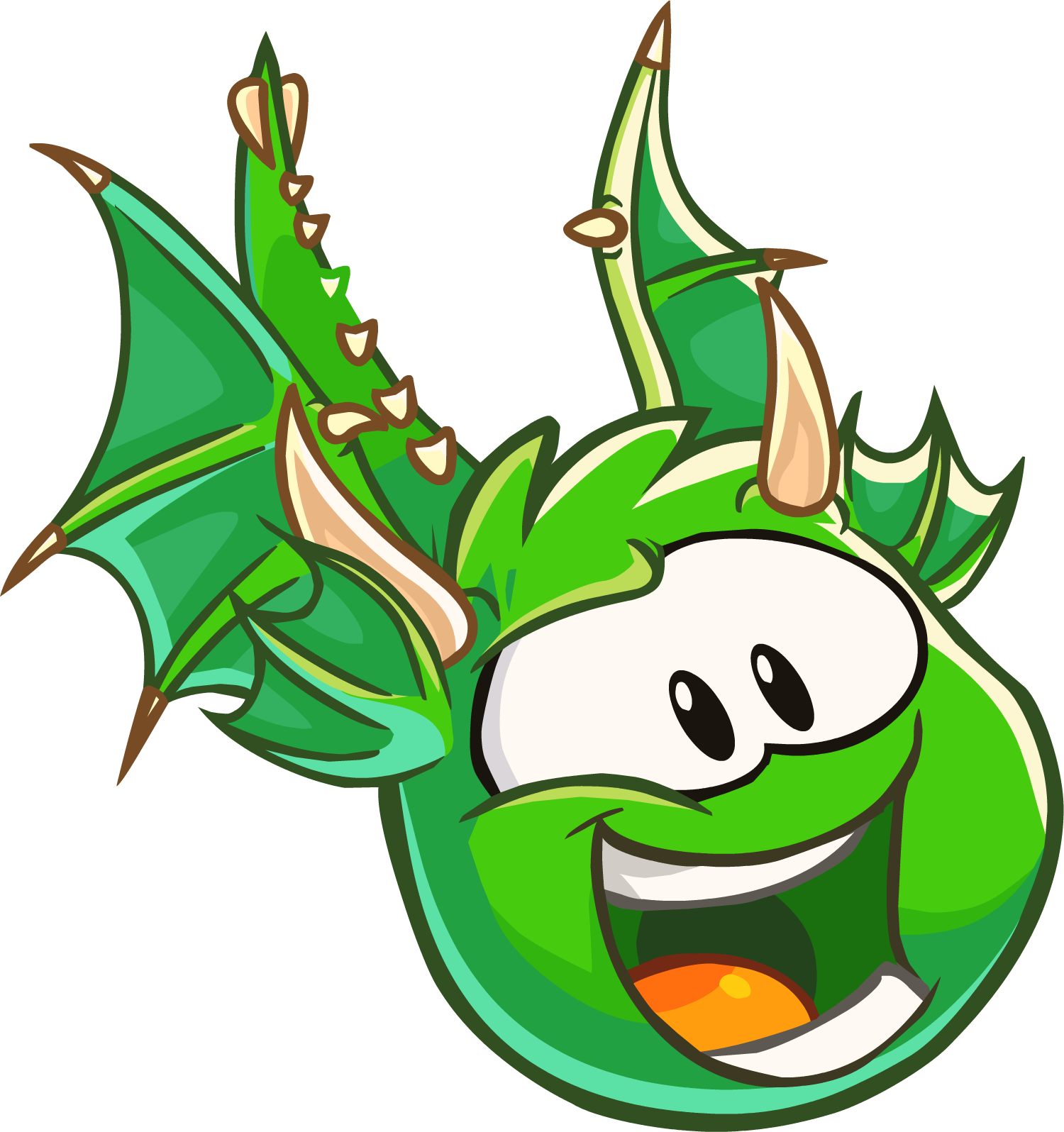 Dragon Puffle
