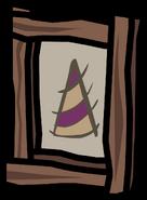 Sasquatch Village Party Hat