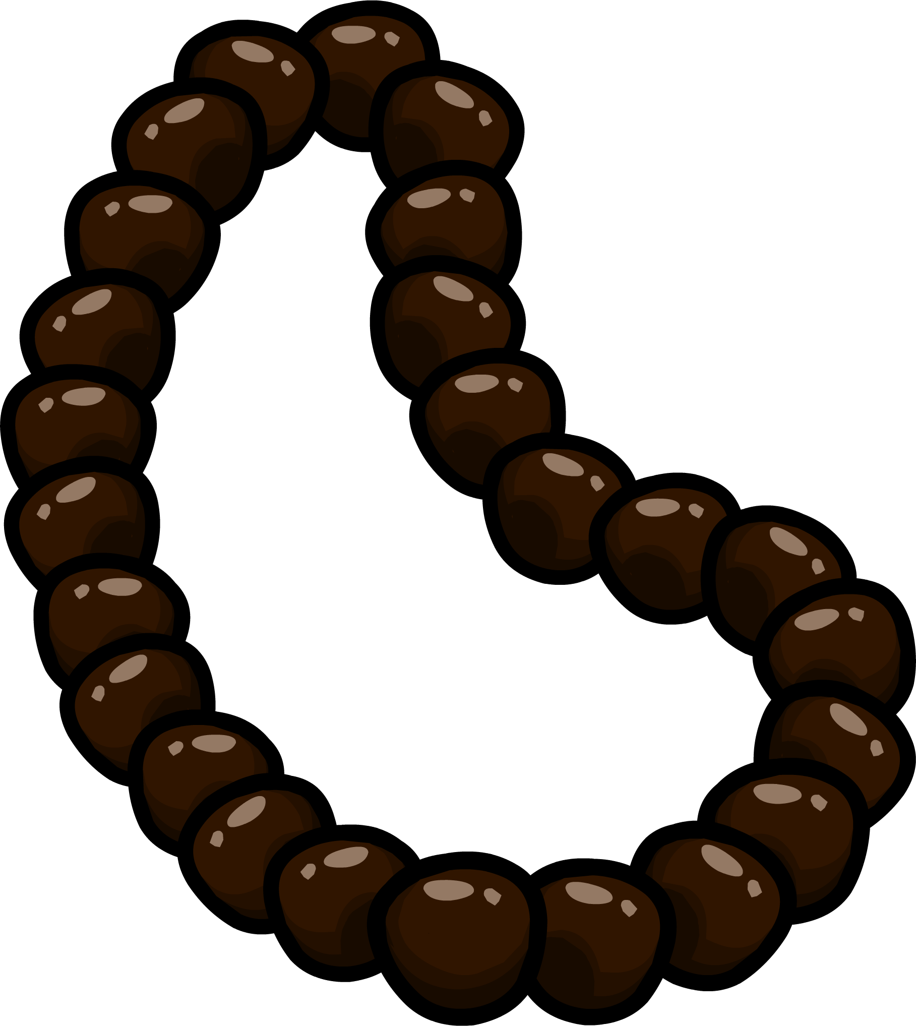 Kukui Nut Necklace