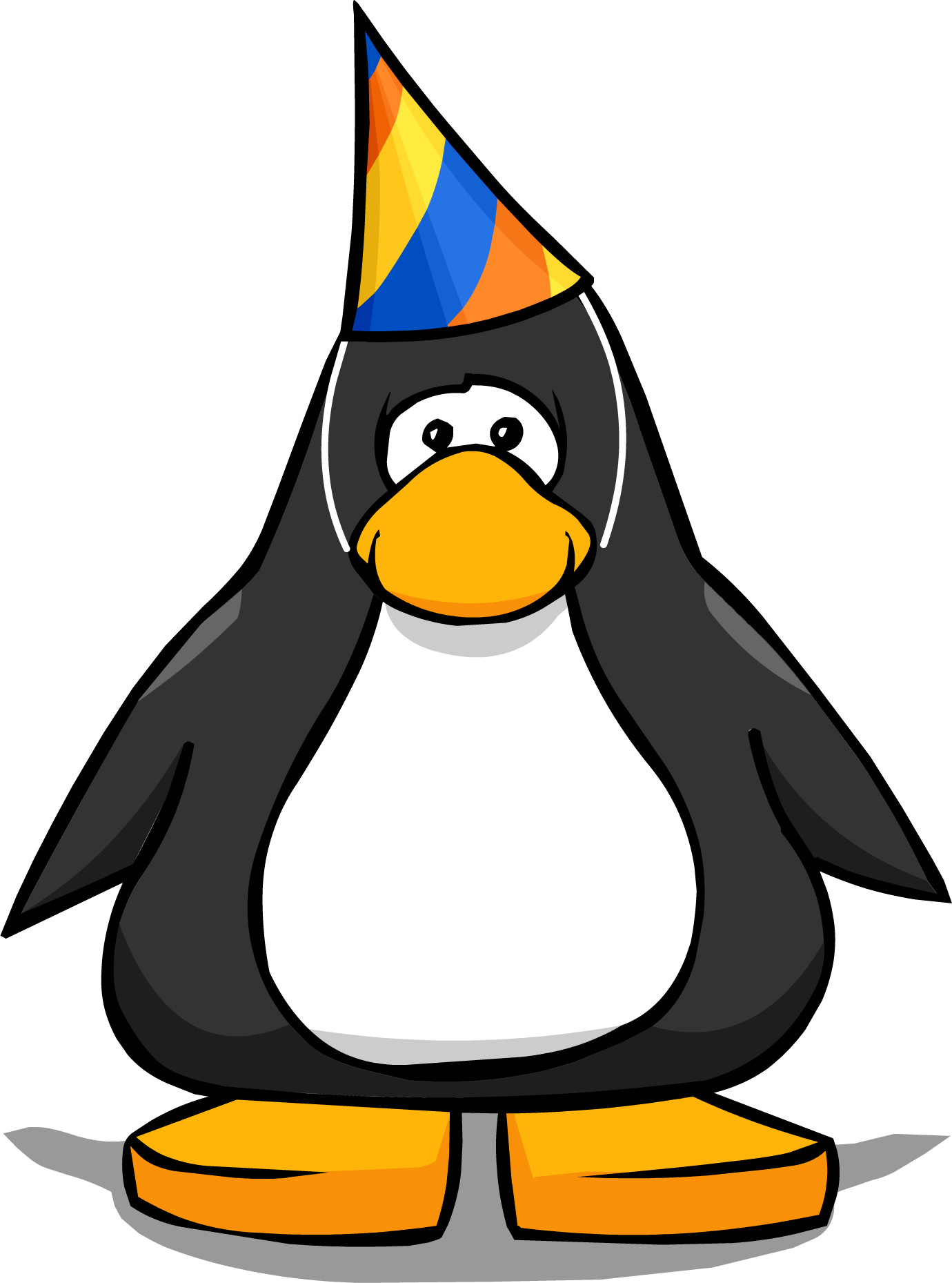 3rd Year Party Hat