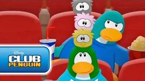 Best Seat in the House - A Cartoon Short - Disney Club Penguin