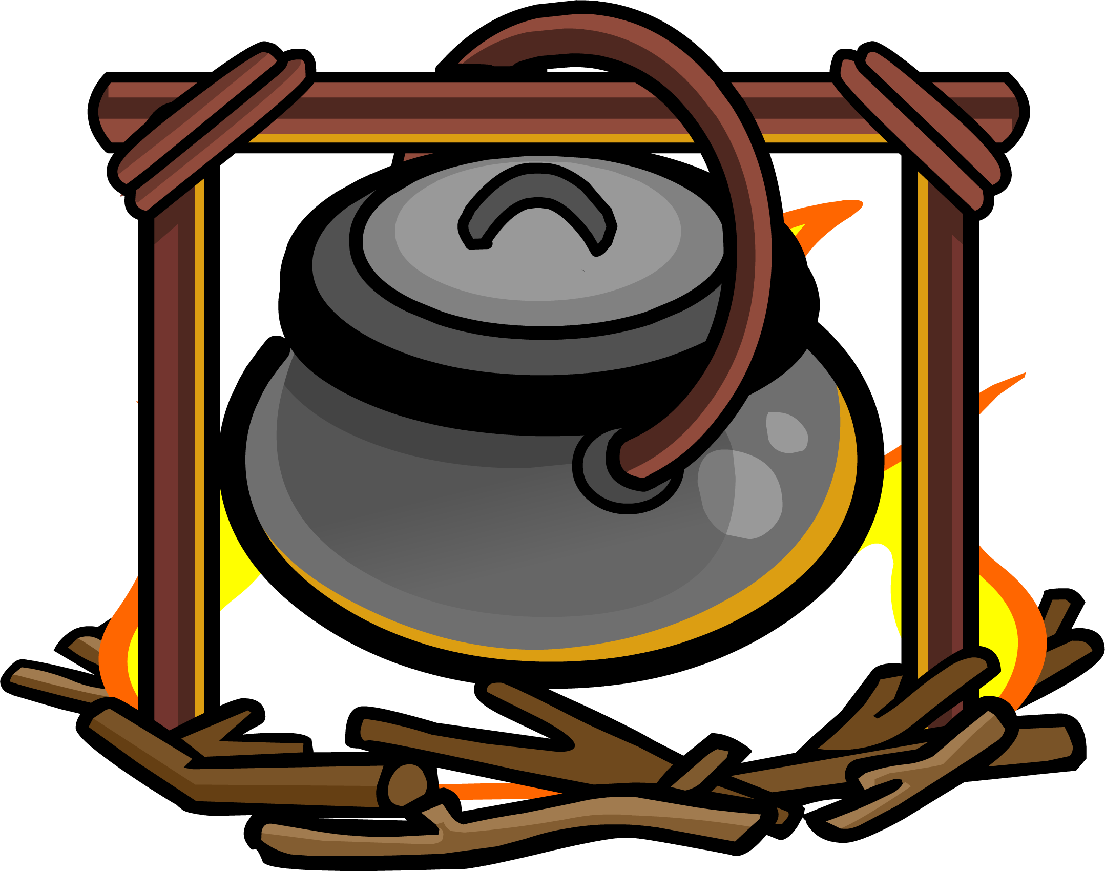 Boiling Cauldron