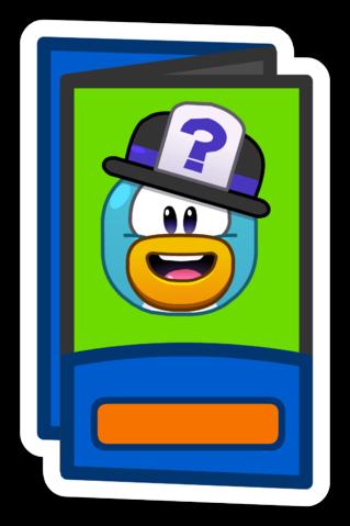 Interfaz de la Fiesta de la Isla de Club Penguin