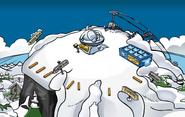 Festival de Nieve 2007 Montaña