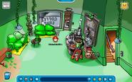 Green Coffee Shop