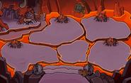 Prehistoric Party 2014 Volcano right