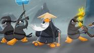 Sensei and his Ninjas