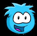 Blue PuffleSmile