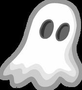 Halloween 2014 Emoticons Ghost
