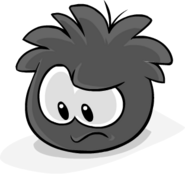 Puffle Negro 22