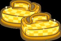 Zapatos a Cuadros Dorados icono.png