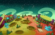 April Fools' Party 2011 Space Dimension