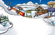 Estação de Esqui Antes