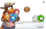 Puffle Party 2016 PH dialogue login 2