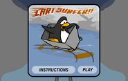 Cart Surfer Menu 2006