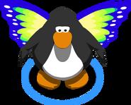 Alitas de Mariposa Verdes sprites