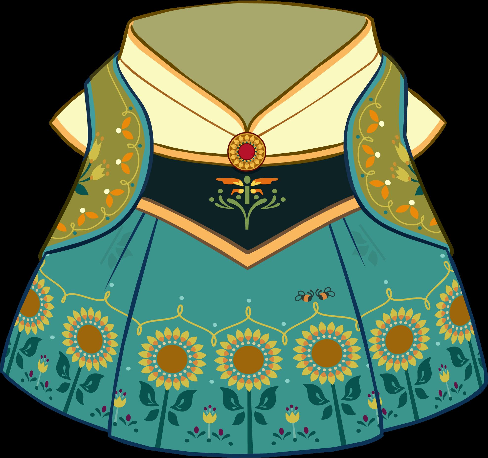 Anna's Birthday Dress