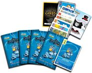 Card-Jitsu CJ Water amulet tin contents