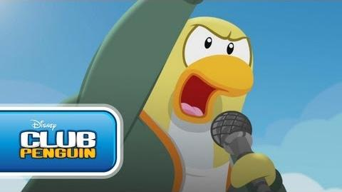 Club Penguin - Penguin Band - Anchors Aweigh (Now Available on iTunes!)