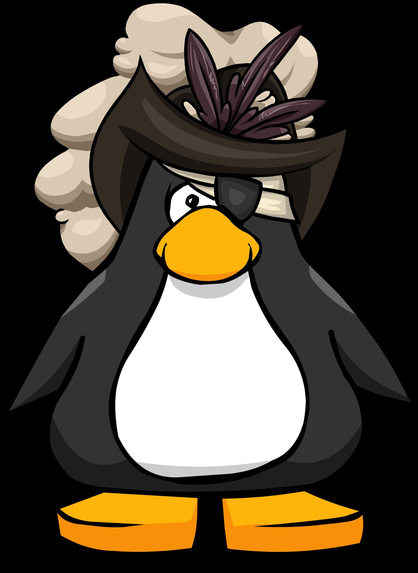 Black Swashbuckler's Hat
