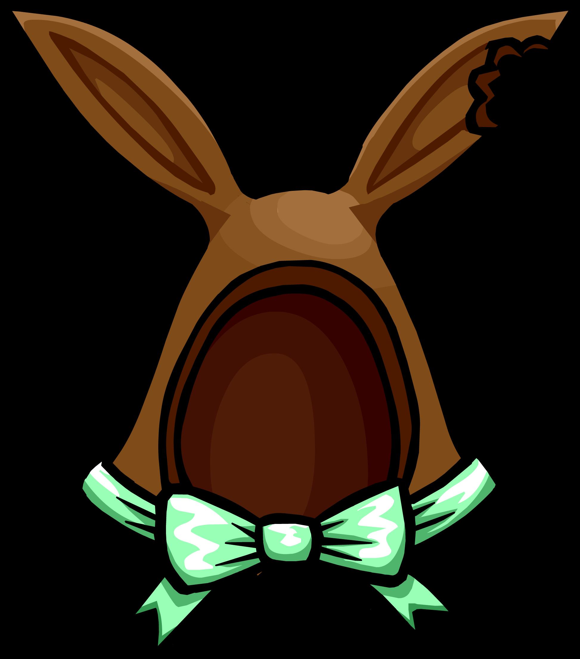 Orejas de Conejito de Chocolate