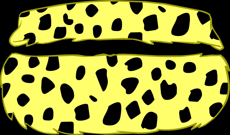 Dos Piezas de Leopardo