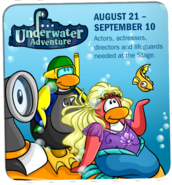 Underwater Adventure ad
