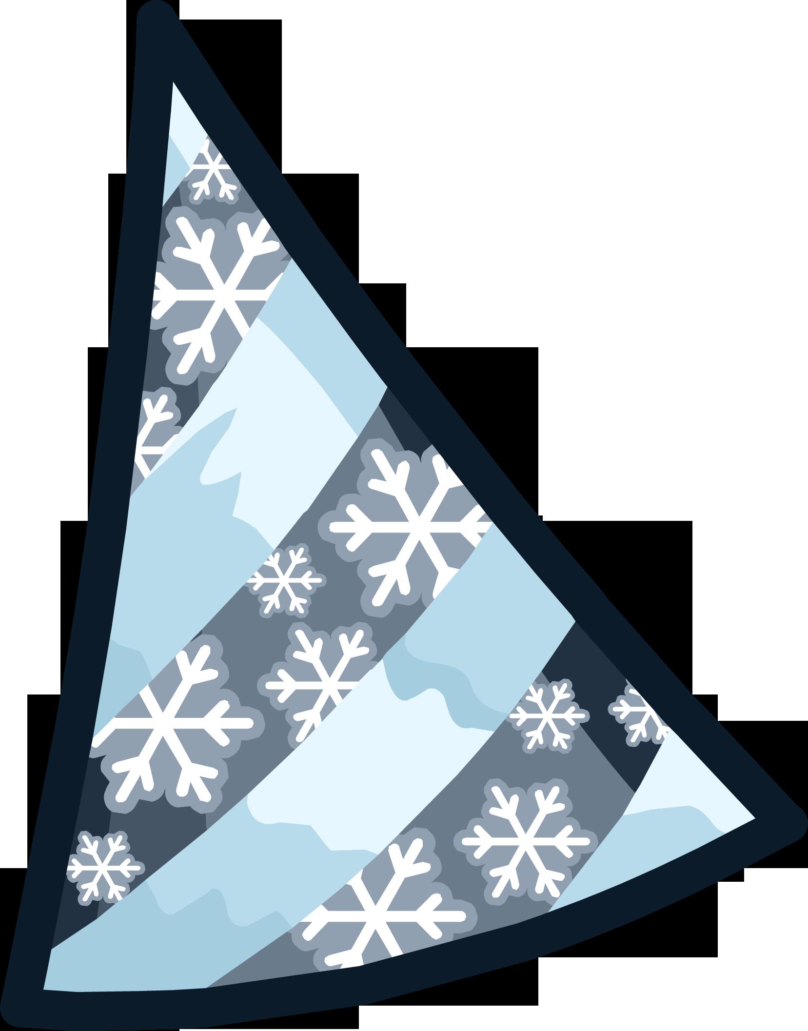 Sombrero Beta de Nieve