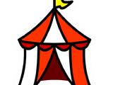 Pin de Carpa de Circo