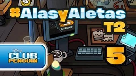 AlasyAletas Operación Puffle Parte 3