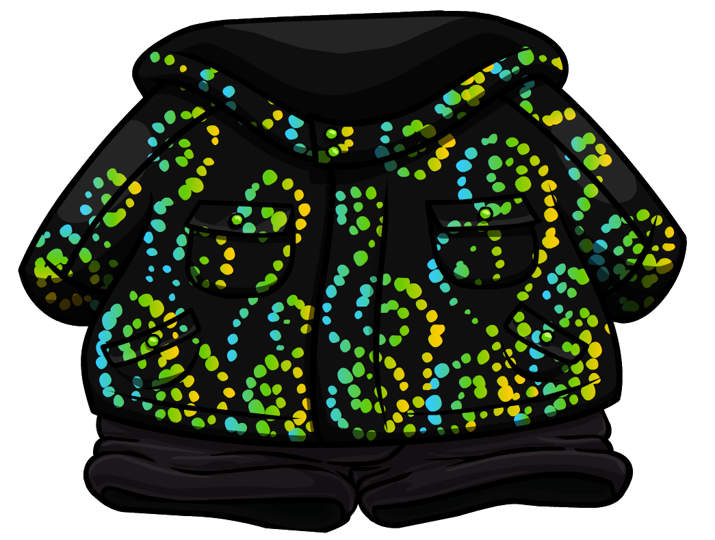 Black Whirlpool Snowsuit