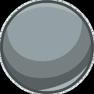 Gray Penguin Style Illustration