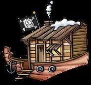 IslandAdventureParty2011SkiLodgeExterior