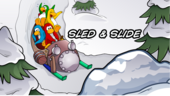 CPGD Minigame Title Sled & Slide.png