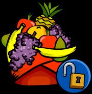 Fruit Headdress unlockable icon