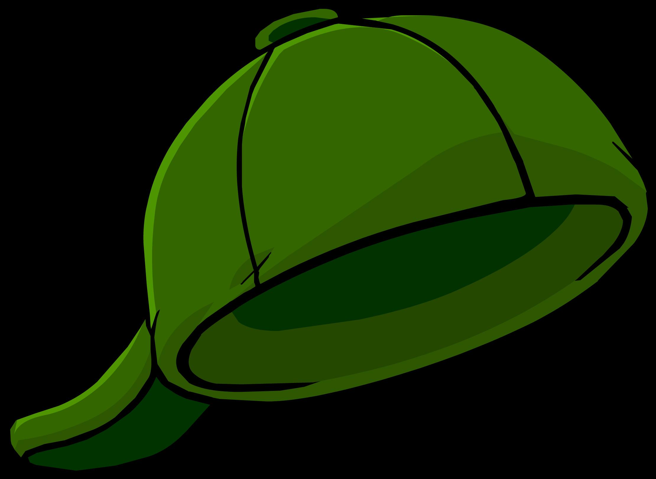 Green 180 Cap