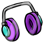 Headphones Pin icon.png