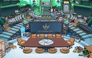 EPF Command Room construction