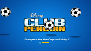 Penguin Cup logo screen