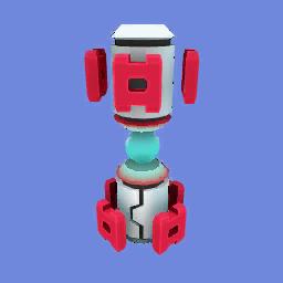 Positron Pillar