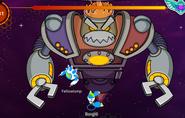Protobot in game