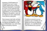 Rockhopper y el Polizón Libro página 6