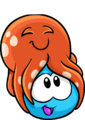 Blue PuffleOctopus