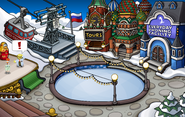 Muppets World Tour Ski Village