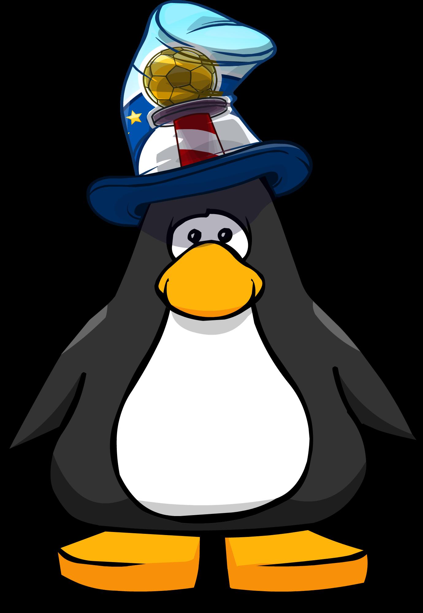 Penguin Cup Hat