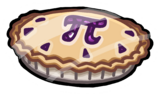 Pi Pie Pin icon