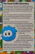 Puffle Discovery Handbook
