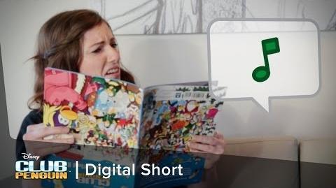 Stinky Stinky! - A Club Penguin Digital Short